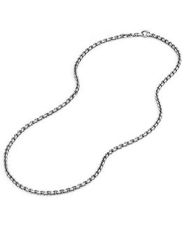 Knife Edge Chain Necklace