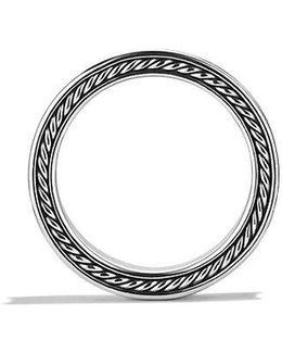 Streamline Three-row Band Ring With Diamonds