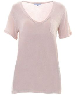 Nude Lyocell Emmy T-shirt