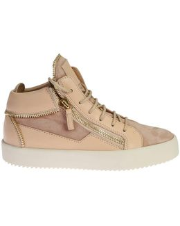 Kriss Leather Sneakers
