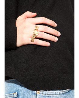 Melina Mask Ring