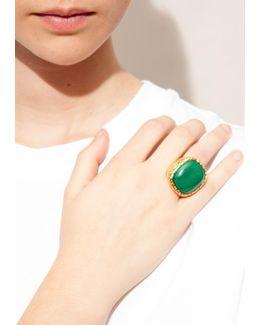 Malachite Miki Ring