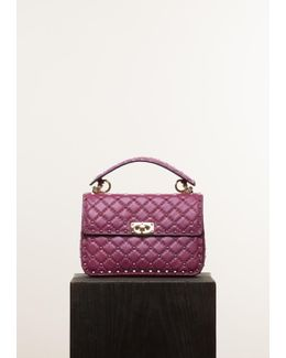 Camelia Rockstud Spike Bag