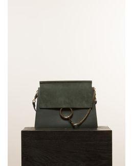 Midnight Green Faye Bag
