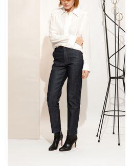 Indigo Victoire Jeans