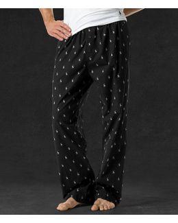 Polo Player Sleep Pants