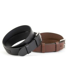 Big & Tall Italian Leather Belt