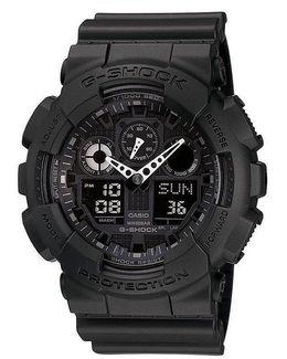 Big Face Multifunction Combi Watch
