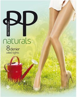 Oiled Naturals Sheen Pantyhose