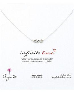 Infinite Love Delicate Necklace