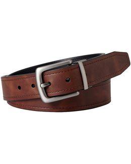 Parker Reversible Leather Belt