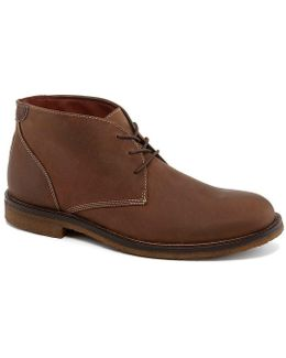 Copeland Lace-up Chukka Boots