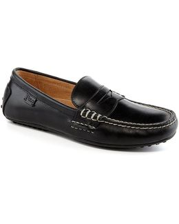 Wes Penny Loafers
