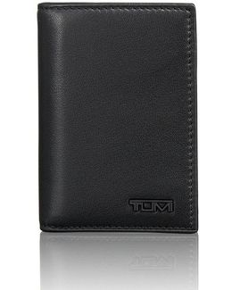 Id Lock Gusseted Card Case Id