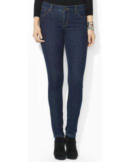 Petite Super Stretch Slimming Modern Skinny Jeans