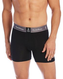 Psycho Luxe Modal Tagless Boxer Briefs