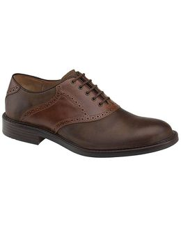 Tabor Saddle Oxfords
