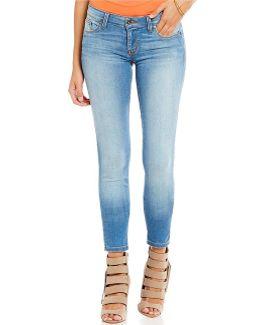 Power Stretch Denim Skinny Jeans
