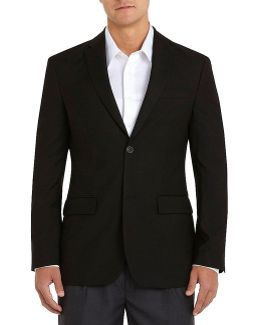 Big & Tall Solid Sport Jacket