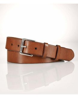 West End Leather Belt