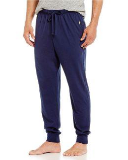 Ribbed Jersey Pajama Pant