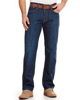 329 Classic Straight Leg Jeans