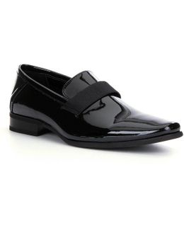 Bernard Patent Dress Loafers