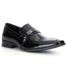 Bartley Men ́s Patent Dress Shoes