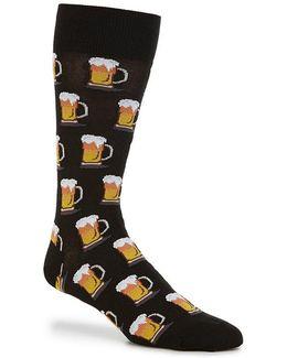 Beer Crew Socks