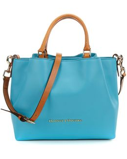 City Collection Barlow Satchel