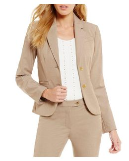 Two-button Suit Jacket