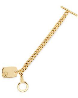 Dogtag Charm Bracelet