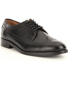 Moseley Wingtip Oxfords
