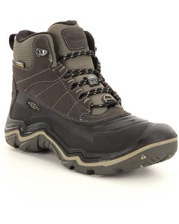 Men ́s Durand Polar Shell Waterproof Cold-weather Boots