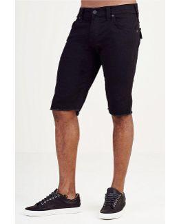 Ricky Cut-off Jean Shorts