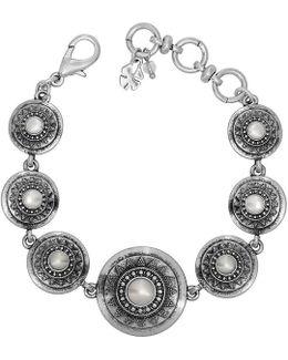 Pearl Link Line Bracelet
