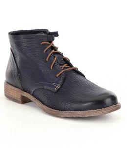 Sienna 03 Lace Up Chukka Boots