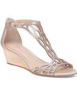 Imagine Jalen Wedge Sandals
