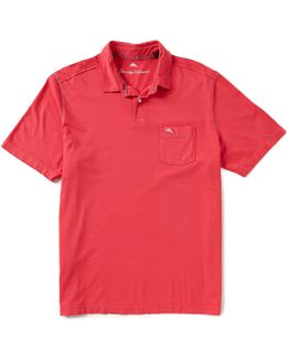 Short-sleeve Bahama Reef Polo Shirt