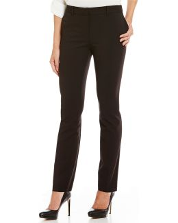 Grace Tapered Straight-leg Pants