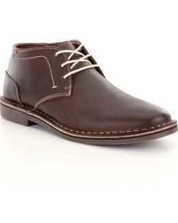 Men ́s Desert Sun Casual Chukka Boots