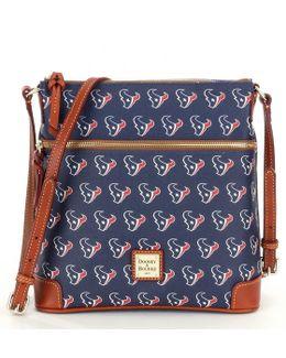 Nfl Collection Houston Texans Cross-body Bag