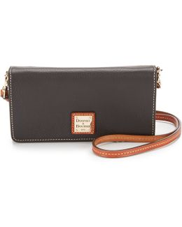 Pebble Collection Daphne Cross-body Wallet