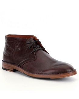 Men ́s Mark Leather Chukka Boot