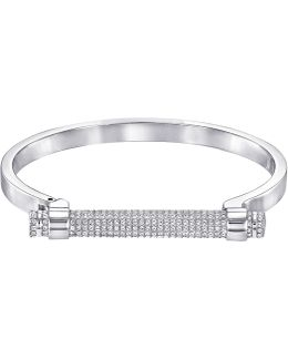 Friend Pavé Bangle Bracelet