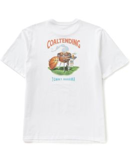 Big & Tall Coal Tending Short-sleeve Graphic Tee