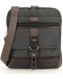 Annapolis Zip Flap Bag