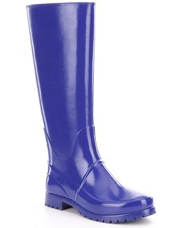 Bethania Waterproof Rubber Rain Boots