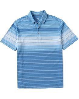 Ombre Palms Spectator Polo Shirt