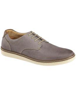 Men ́s Mcguffey Nubuck Leather Plain-toe Oxfords